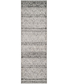 "Safavieh Adirondack Silver and Ivory 2'6"" x 8' Area Rug"