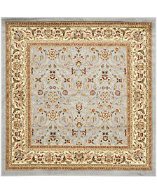 Safavieh Lyndhurst Light Blue and Ivory 5' x 5' Square Area Rug
