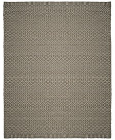 Natural Fiber Gray 8' x 10' Sisal Weave Area Rug
