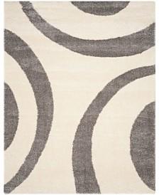 Safavieh Portofino Ivory and Gray 8' x 10' Area Rug