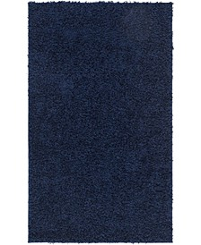 Athens Navy 3' x 5' Area Rug