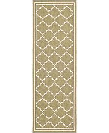 Safavieh Windsor Fuchsia and Turquoise 6' x 6' Round Area Rug