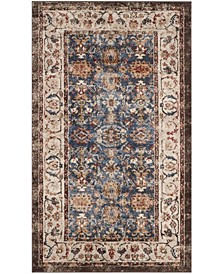 Bijar Royal and Ivory 3' x 5' Area Rug