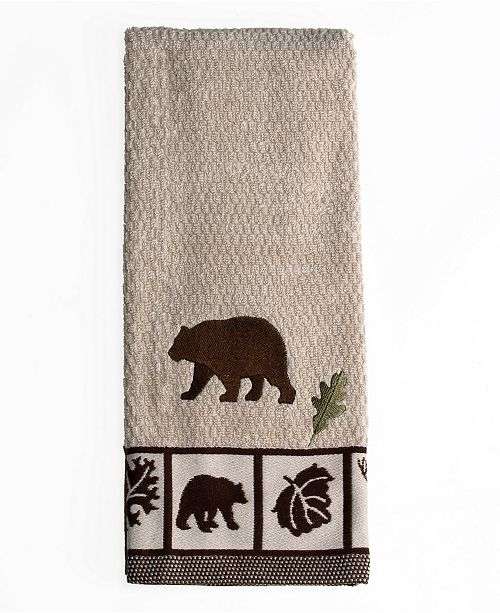 Saturday Knight Natures Trail Hand Towel