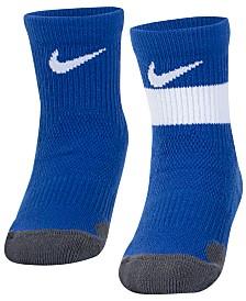 Nike Little Boys 2-Pack Elite Crew Socks