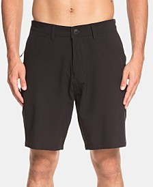 "Quiksilver Men's Union Amphibian 20"" Hybrid Shorts"