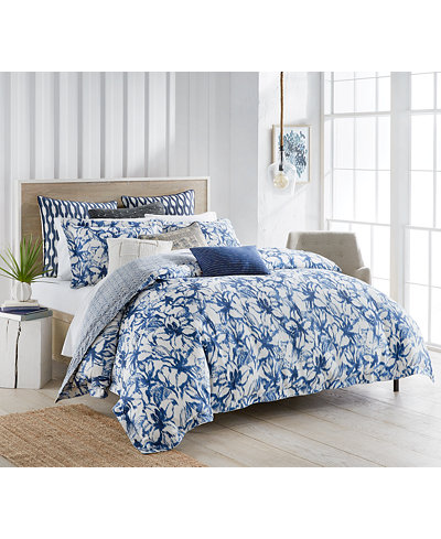 Tommy Hilfiger Leilani Full/Queen Comforter