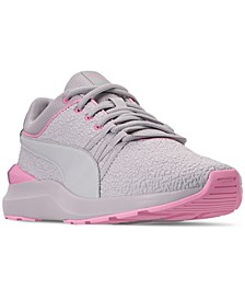 Women's Adela Gradient Casual Sneakers from Finish Line