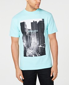 Young & Reckless Men's Skyrise Graphic T-Shirt