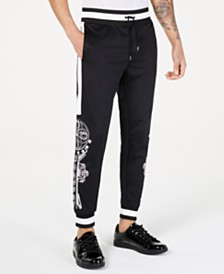 I.N.C. Men's Fall Out Jogger Pants, Created for Macy's