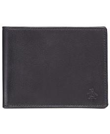 Penguin Men's Leather Wallet