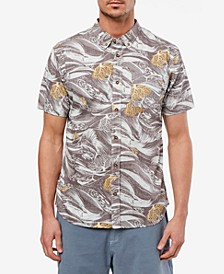 Men's Seascape Short Sleeve Woven Shirt