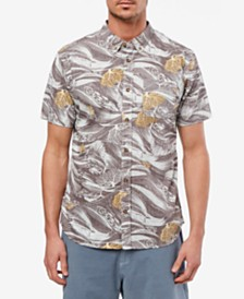 Jack O'Neill Men's Seascape Short Sleeve Woven Shirt