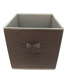 Open Soft Storage Organizer Bin without Lid