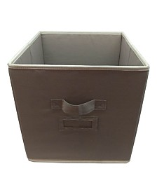 Open Soft Storage Organizer Bin without Lid