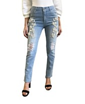 989d7d8a48e8d5 Embroidered Jeans: Shop Embroidered Jeans - Macy's