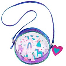 Iridescent Crossbody Purse