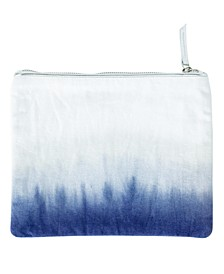 Dip Dye Ombre 100% Cotton Beach Pouch