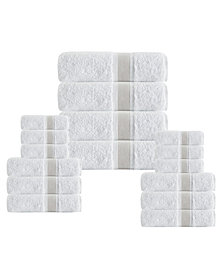 Enchante Home Unique 16-Pc. Turkish Cotton Towel Set