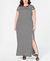 91b3c82aee Michael Kors Plus Size Dresses   Clothing - Macy s