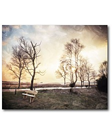 """Off The Bench Gallery-Wrapped Canvas Wall Art - 16"""" x 20"""""""