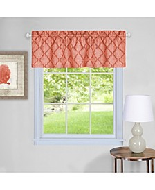 Colby Window Curtain Valance, 58x14
