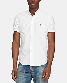 Polo Ralph Lauren Men's Classic-Fit Short Sleeve Shirt