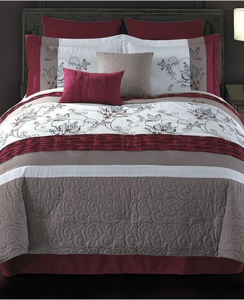 Riverbrook Home Ellie 8 Pc Comforter Sets