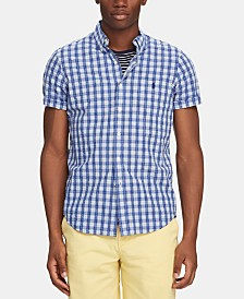 Polo Ralph Lauren Men's Classic-Fit Seersucker Shirt