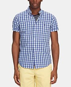 dd695eaf Polo Ralph Lauren Mens Casual Button Down Shirts & Sports ...