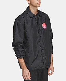 adidas Men's Originals Tropical Coach's Jacket