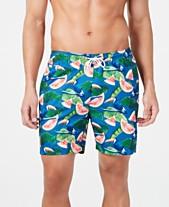 a96caae78c Trunks Surf & Swim Co. Men's Watermelon Tropical-Print 6