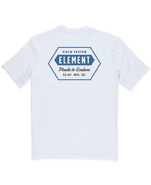 Element Men's Forge Graphic T-Shirt