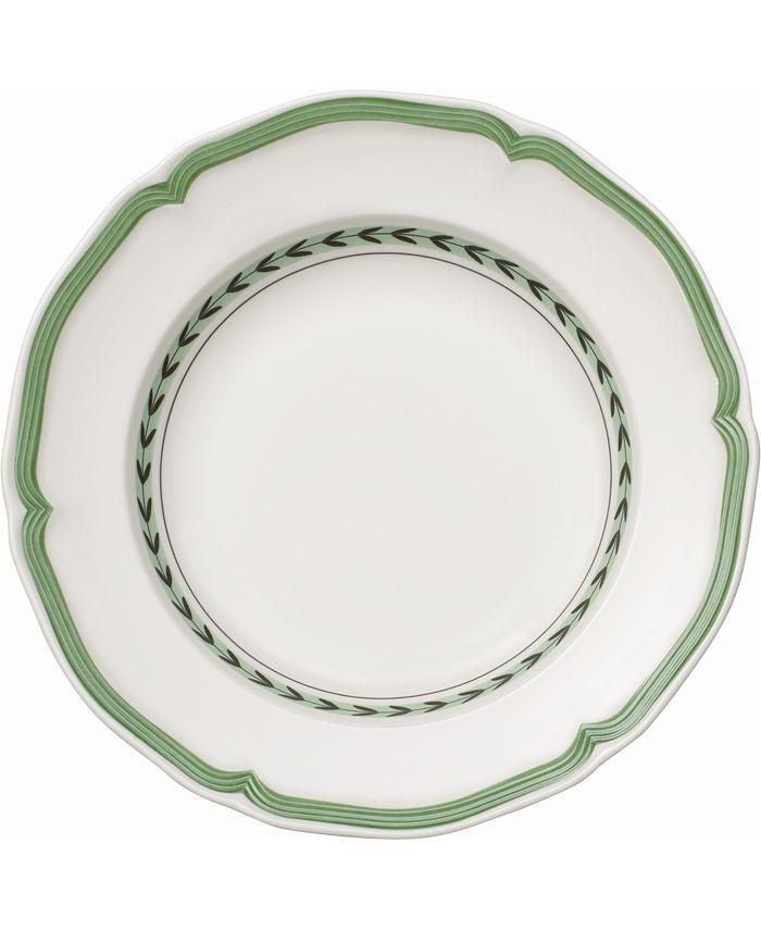 Villeroy & Boch - French Garden Green Lines Rim Soup