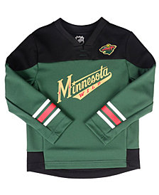 Outerstuff Minnesota Wild Playmaker Pant Set, Toddler Boys (2T-4T)