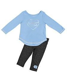 Colosseum North Carolina Tar Heels Legging Set, Infants (12 months)