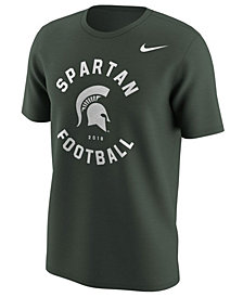 Nike Men's Michigan State Spartans Student Body T-Shirt