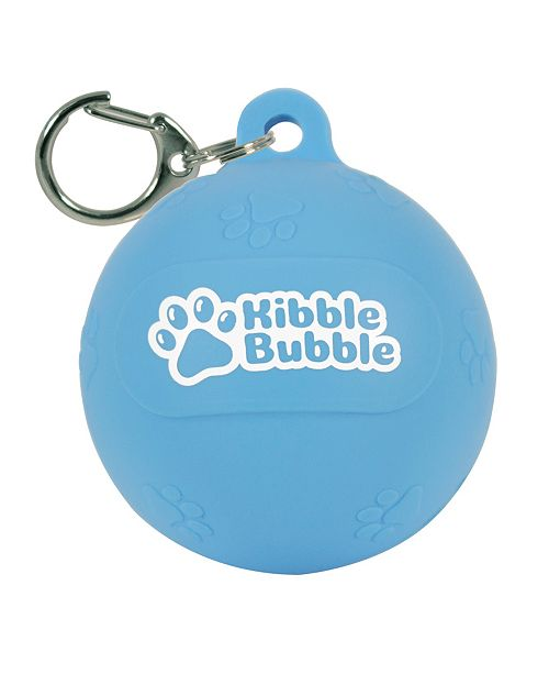 Kibble Bubble Silicone Dog Treat Pouch, Ball