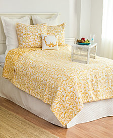 Florence Twin 2 Piece Quilt Set