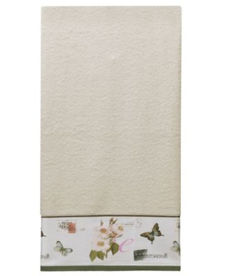 Botanical Diary Hand Towel