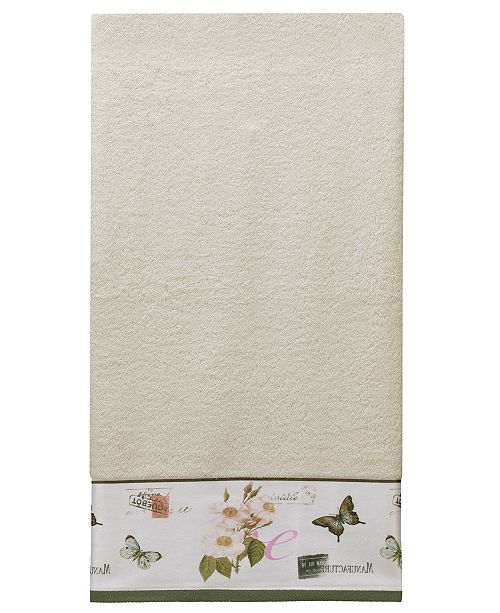Creative Bath Botanical Diary Bath Towel