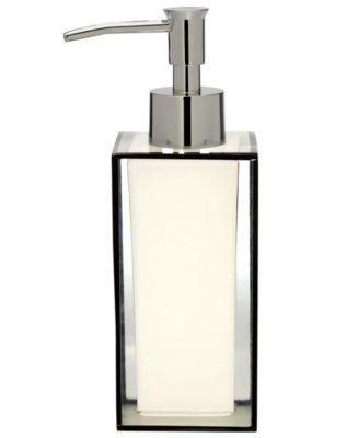 White/Black Lotion pump
