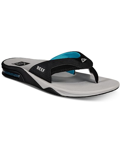 a2859d67b268 REEF Men s Fanning Flip-Flop Sandals   Reviews - All Men s Shoes ...