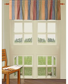 Katy Window Valance, Quilted