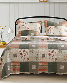 Sedona Quilt Set, 3-Piece Full - Queen