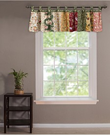 Antique Chic Window Valance
