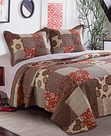 Stella Quilt Set, 3-Piece King