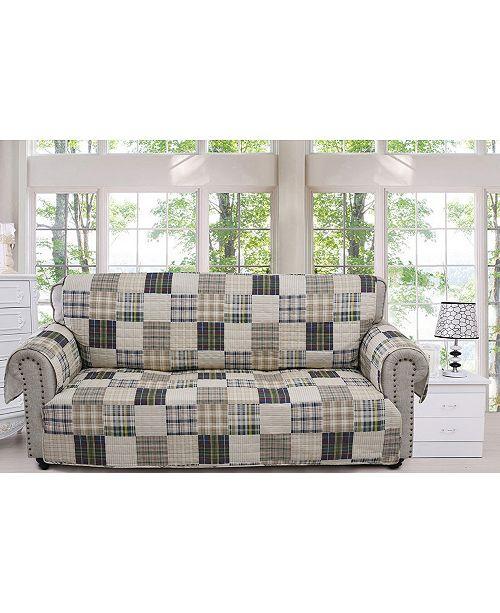 Greenland Home Fashions Oxford Furniture Protector Sofa