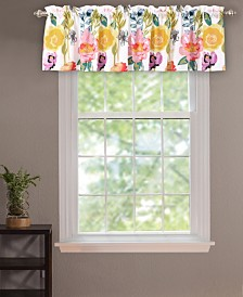 Watercolor Dream Window Valance