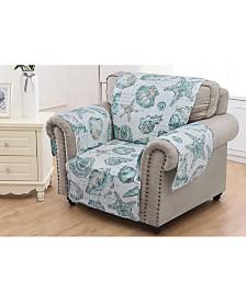 Cruz Furniture Protector Arm Chair